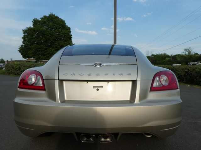 2006 Chrysler Crossfire Limited Sterling, Virginia 5