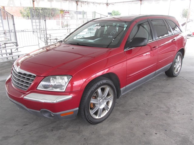 2006 Chrysler Pacifica Touring This particular Vehicle comes with 3rd Row Seat Please call or e-m