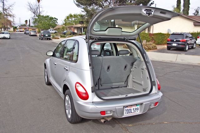 2006 Chrysler PT CRUISER ONLY 76K MLS AUTOMATIC SERVICE RECORDS XLNT COND. Woodland Hills, CA 11