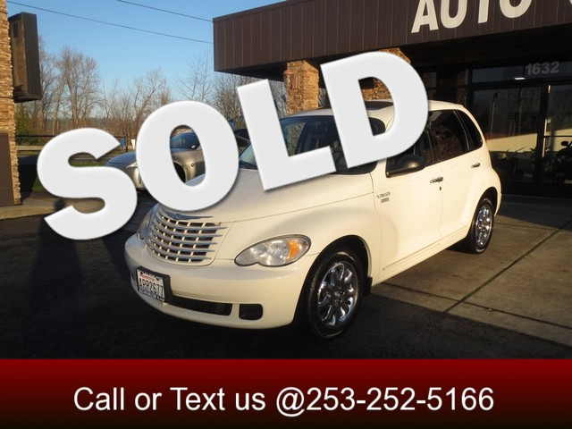 2006 Chrysler PT Cruiser in Puyallup