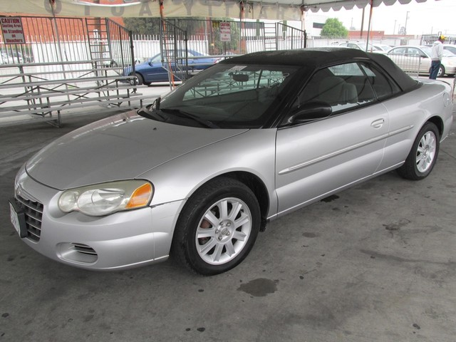 2006 Chrysler Sebring GTC Please call or e-mail to check availability All of our vehicles are av