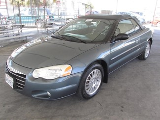 2006 Chrysler Sebring Touring Gardena, California