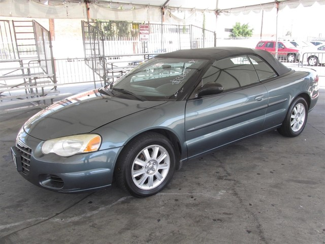 2006 Chrysler Sebring GTC Please call or e-mail to check availability All of our vehicles are a