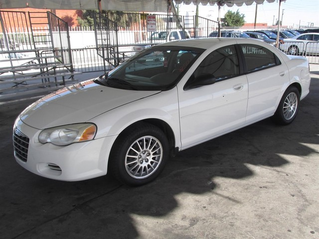 2006 Chrysler Sebring Touring Please call or e-mail to check availability All of our vehicles a