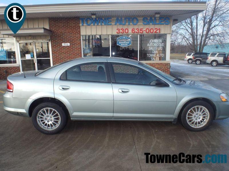 2006 Chrysler Sebring  | Medina, OH | Towne Auto Sales in Medina OH