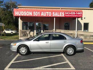2006 Chrysler Sebring Sedan | Myrtle Beach, South Carolina | Hudson Auto Sales in Myrtle Beach South Carolina