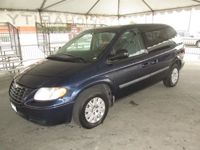 2006 CHRYSLER TOWN AND #38; COUNTRY