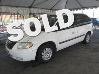 2006 Chrysler Town & Country Gardena, California