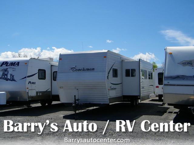 2006 Coachmen Cascade 32BHS  city NY  Barrys Auto Center  in Brockport, NY