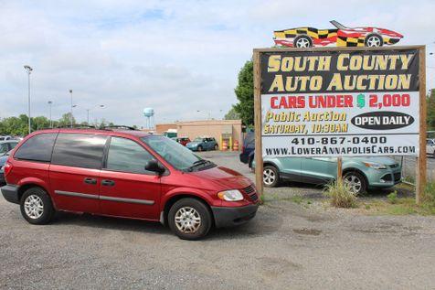 2006 Dodge Caravan SE in Harwood, MD