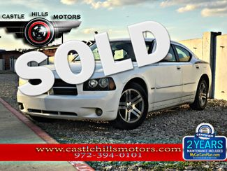 2006 Dodge Charger R/T - Sunroof, Leather, R/T!  | Lewisville, Texas | Castle Hills Motors in Lewisville Texas
