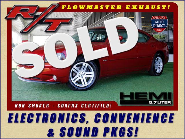 2006 Dodge Charger R/T - ELECTRONICS/CONVENIENCE/SOUND PKGS Mooresville , NC 0