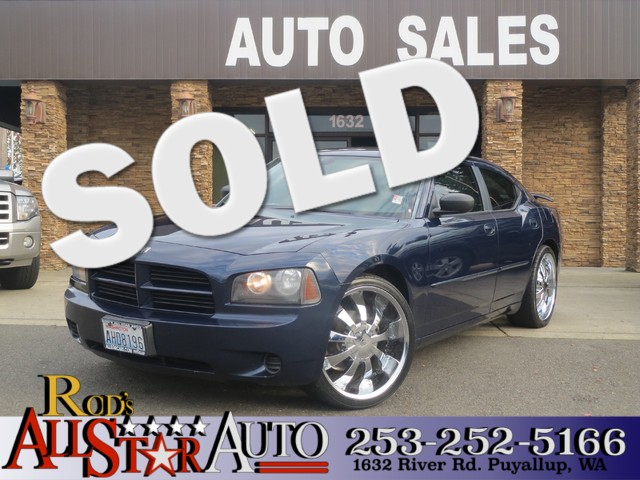 2006 Dodge Charger Fleet The CARFAX Buy Back Guarantee that comes with this vehicle means that you