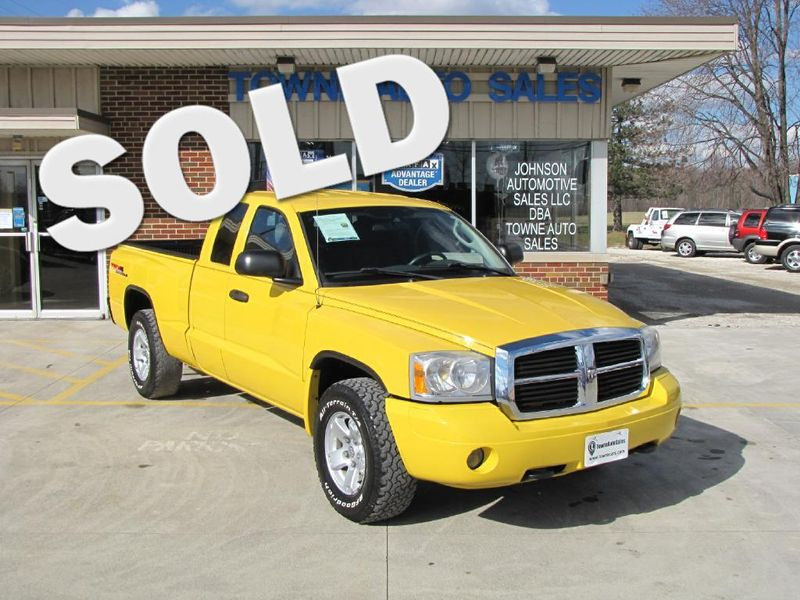 2006 Dodge Dakota SLT | Medina, OH | Towne Cars in Medina OH