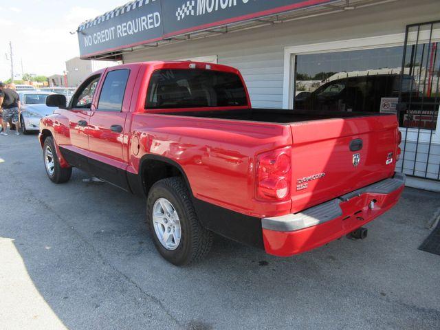 2006 Dodge Dakota, PRICE SHOWN IS THE DOWN PAYMENT SLT south houston, TX 3