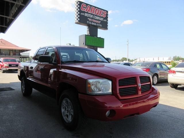 2006 Dodge Dakota, PRICE SHOWN IS THE DOWN PAYMENT SLT south houston, TX 8