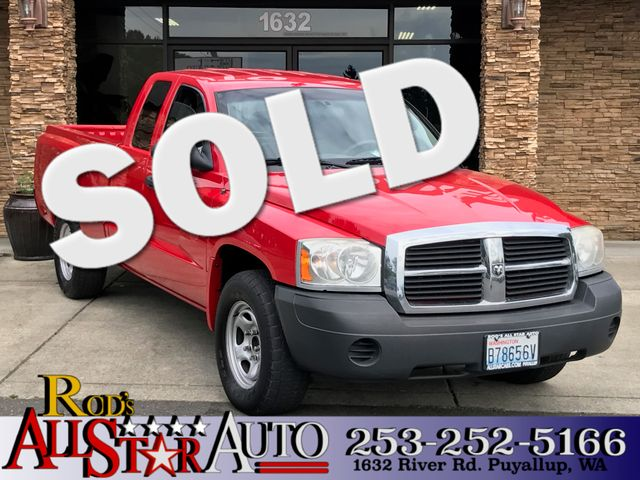 2006 Dodge Dakota ST The CARFAX Buy Back Guarantee that comes with this vehicle means that you can