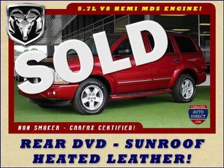 2006 Dodge Durango Limited RWD - HEMI - REAR DVD - SUNROOF! Mooresville , NC