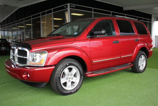 2006 Dodge Durango Limited RWD - HEMI - REAR DVD - SUNROOF! Mooresville , NC 23