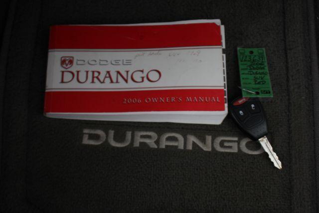 2006 Dodge Durango Limited RWD - HEMI - REAR DVD - SUNROOF! Mooresville , NC 19