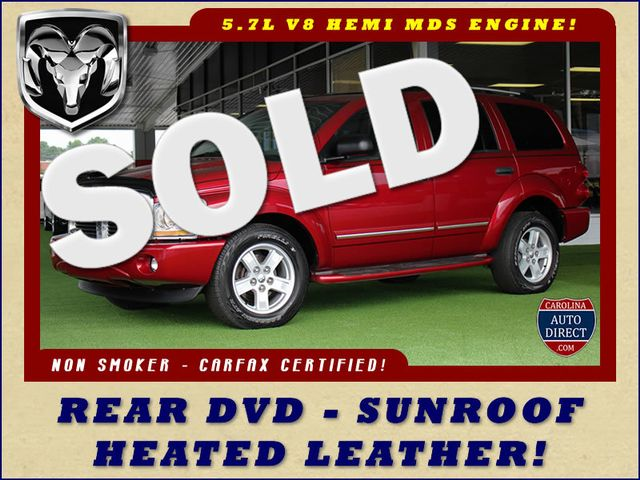 2006 Dodge Durango Limited RWD - HEMI - REAR DVD - SUNROOF! Mooresville , NC 0