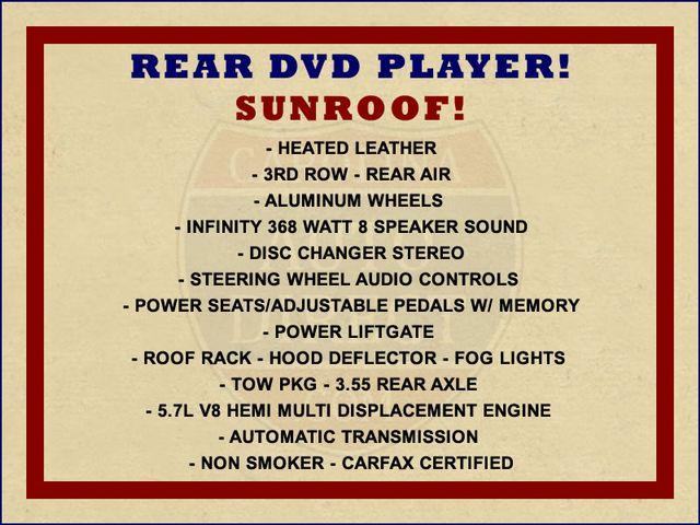 2006 Dodge Durango Limited RWD - HEMI - REAR DVD - SUNROOF! Mooresville , NC 1