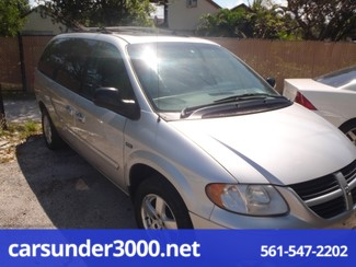 2006 Dodge Grand Caravan SXT Lake Worth , Florida