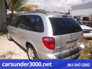 2006 Dodge Grand Caravan SXT Lake Worth , Florida 2