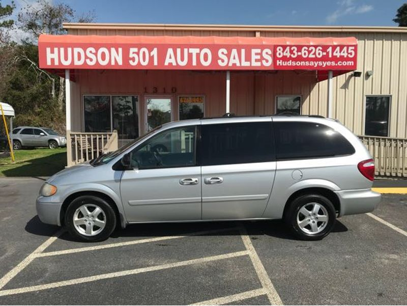 2006 Dodge Grand Caravan SXT | Myrtle Beach, South Carolina | Hudson Auto Sales in Myrtle Beach South Carolina