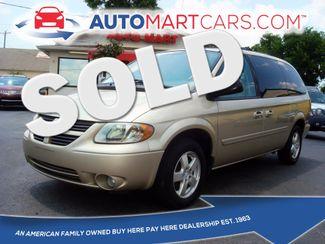 2006 Dodge Grand Caravan SXT | Nashville, Tennessee | Auto Mart Used Cars Inc. in Nashville Tennessee