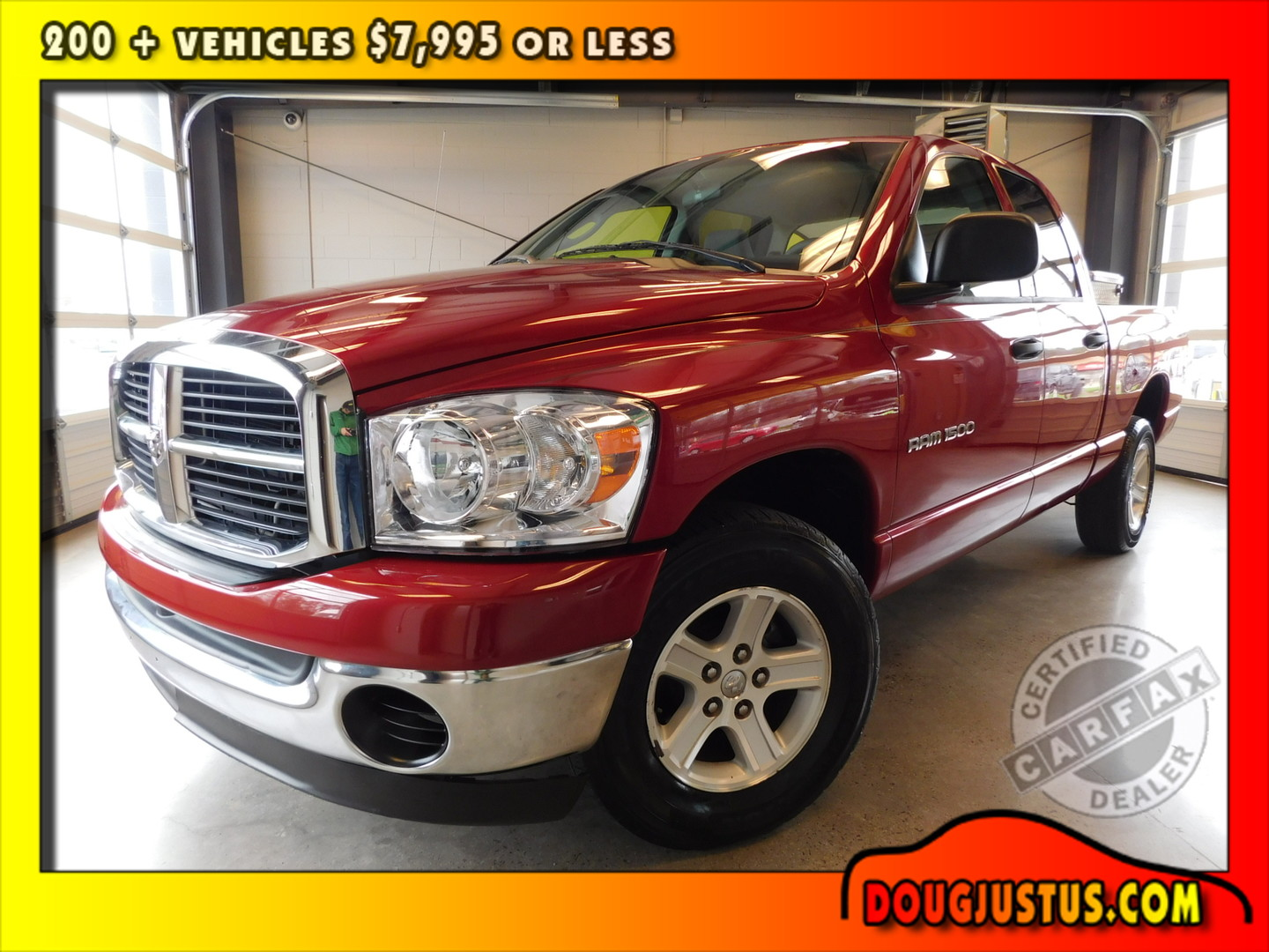 2005 ram 865 for Used cars airport motor mile