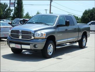2006 Dodge Ram 1500 Laramie Mega Cab 4WD Factory DVD in  Iowa