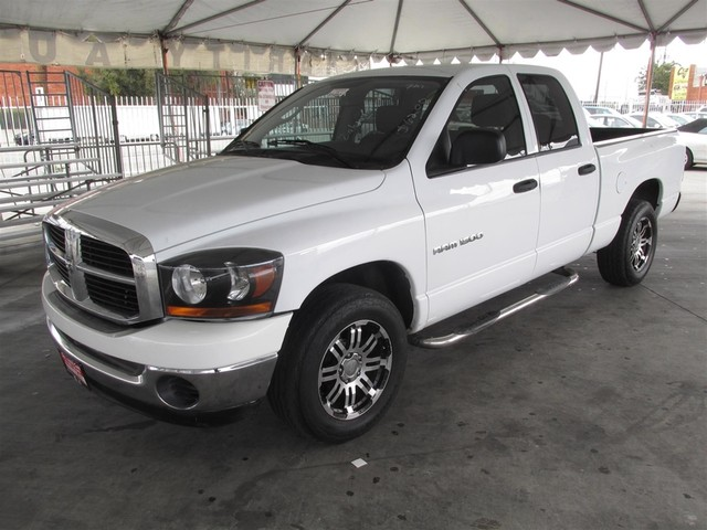 2006 Dodge Ram 1500 SLT This particular vehicle has a SALVAGE title This particular Vehicles tru