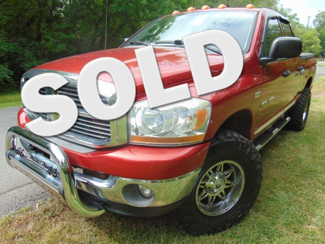 2006 Dodge Ram 1500 SLT 4X4 Leesburg, Virginia 0