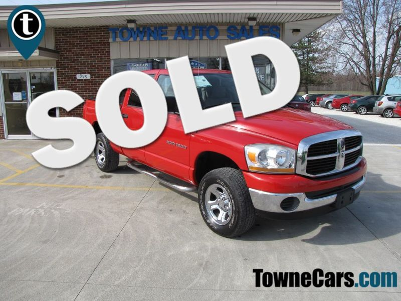2006 Dodge Ram 1500 SLT | Medina, OH | Towne Cars in Medina OH