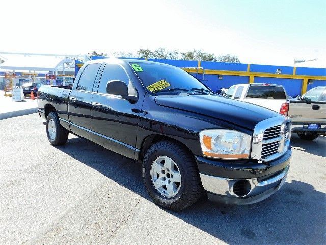 2006 Dodge Ram 1500 SLT Limited warranty included to assure your worry-free purchase AutoCheck re