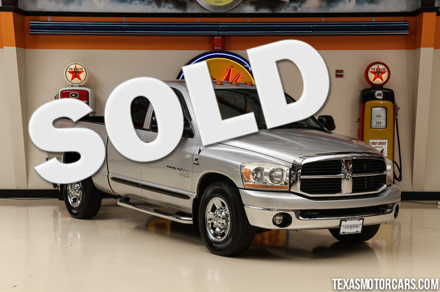 2006 Dodge Ram 2500 SLT This 2006 Dodge Ram 2500 SLT is in great shape with only 145 481 miles T