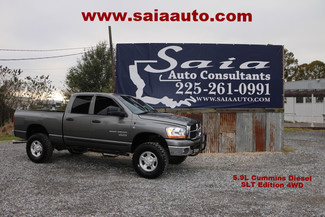2006 Dodge Ram 2500 Ouad Cab 4wd SLT 5.9 Diesel Lone Star Pkg NO FLOOD Clean Car Fax | Baton Rouge , Louisiana | Saia Auto Consultants LLC-[ 4 ]
