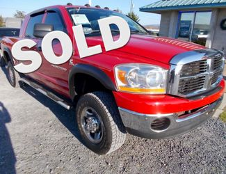 2006 Dodge Ram 2500 in Harrisonburg VA