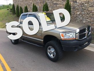 2006 Dodge Ram 2500 SLT Knoxville, Tennessee