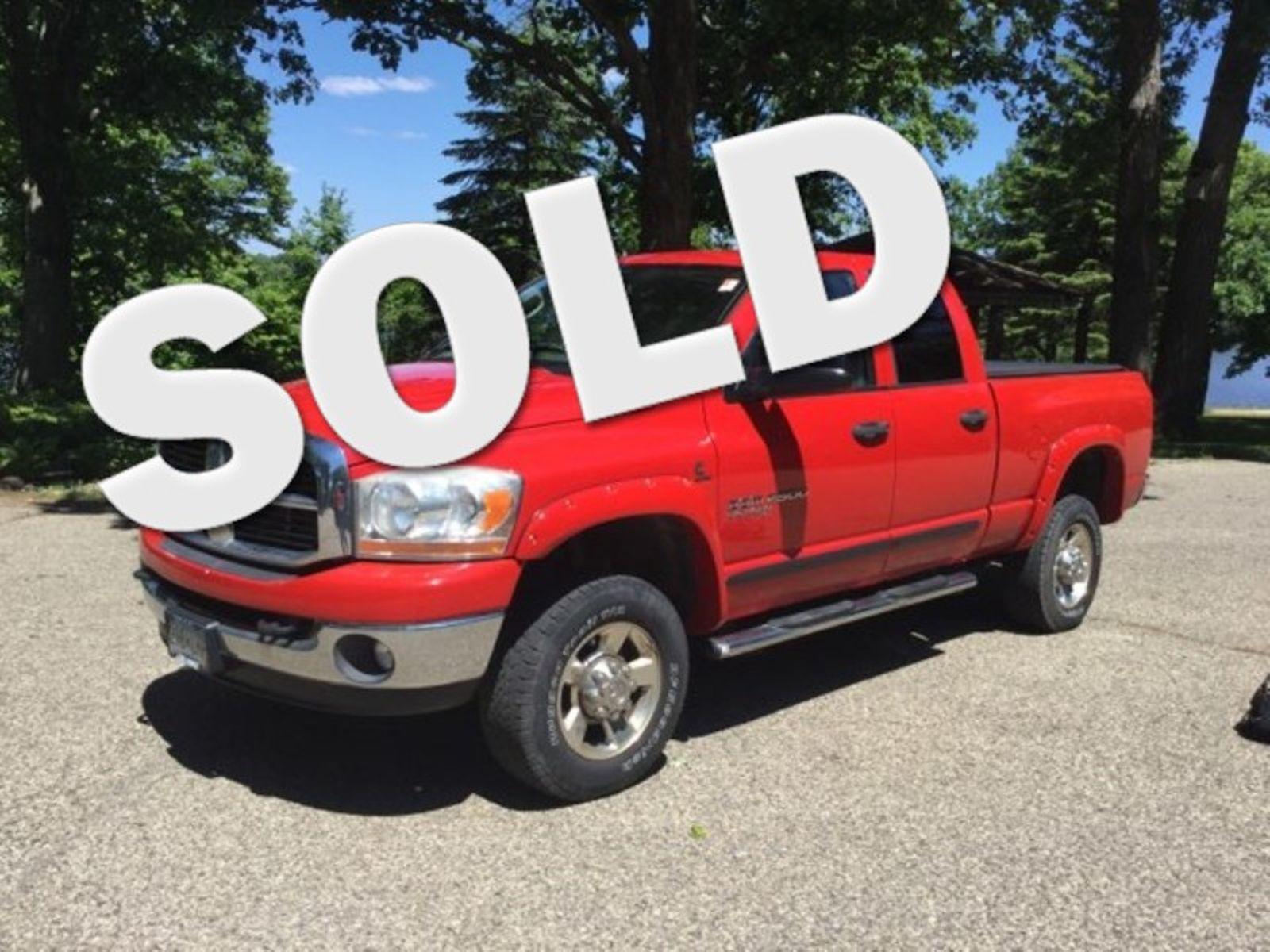 2006 Dodge Ram 2500 SLT city MN Elite Motors LLC in Lake Crystal, ...