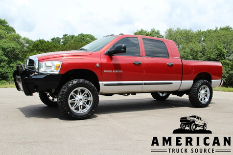 2006 Dodge Ram 2500 - 4x4 in Liberty Hill , TX