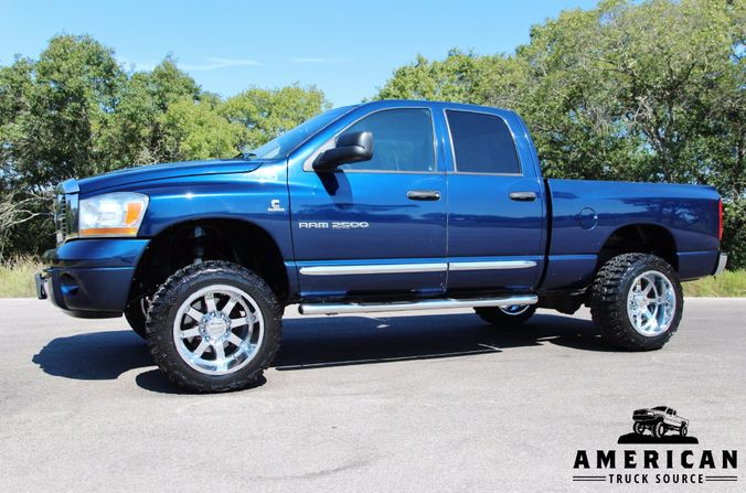 2006 Dodge Ram 2500 in Liberty Hill , TX