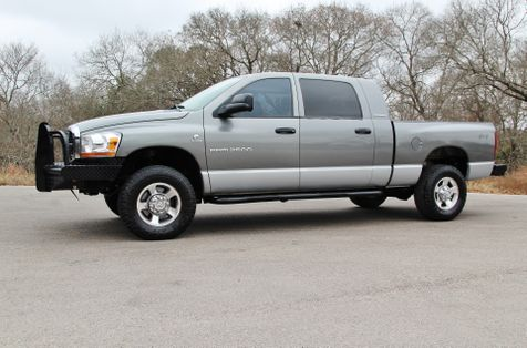 2006 Dodge Ram 2500 SLT - 4x4 - MEGA CAB - 5.9L in Liberty Hill , TX