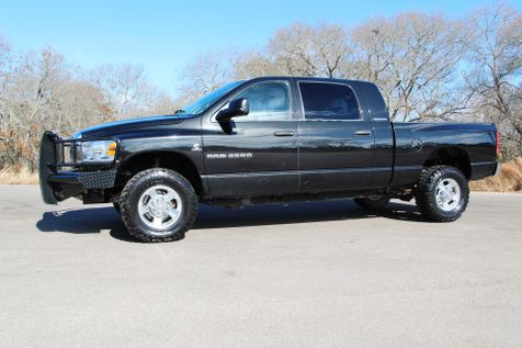 2006 Dodge Ram 2500 SLT - MEGA CAB in Liberty Hill , TX
