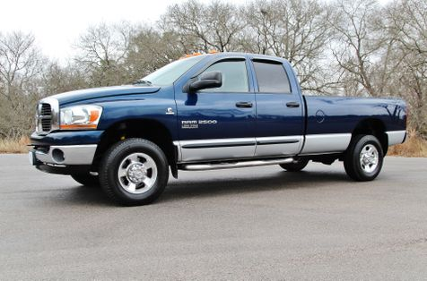 2006 Dodge Ram 2500 SLT - 4X4 - 1 OWNER in Liberty Hill , TX