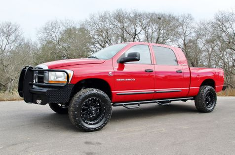 2006 Dodge Ram 2500 SLT - MEGA CAB - LEATHER - 4X4 in Liberty Hill , TX