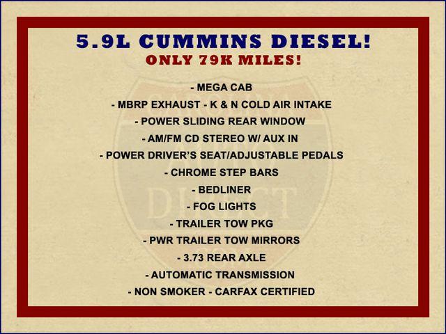 2006 Dodge Ram 2500 SLT MEGA Cab RWD - 5.9L CUMMINS DIESEL! Mooresville , NC 1