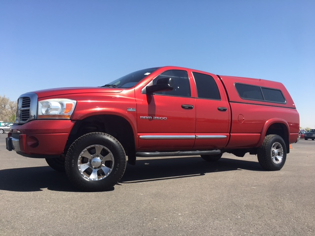 2006 Dodge Ram 2500 Laramie  Fultons Used Cars Inc  in , Colorado