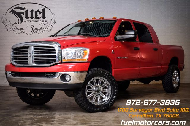 2006 Dodge Ram 3500 SLT Lifted with Upgrades in Carrollton TX